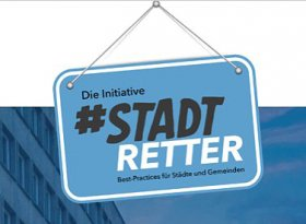 cima ist Partner der Initiative #STADTRETTER